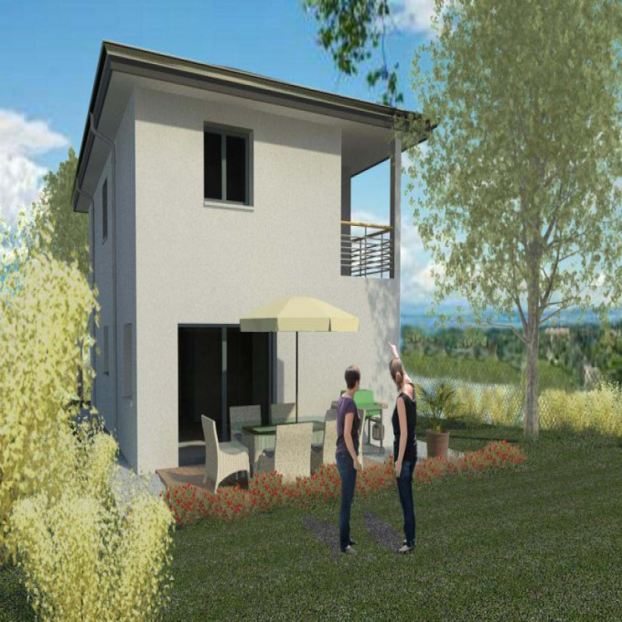 Programme neuf Villa Thonon-les-Bains (74200)