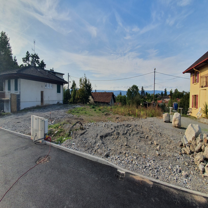 Offres de vente Terrain Thonon-les-Bains (74200)