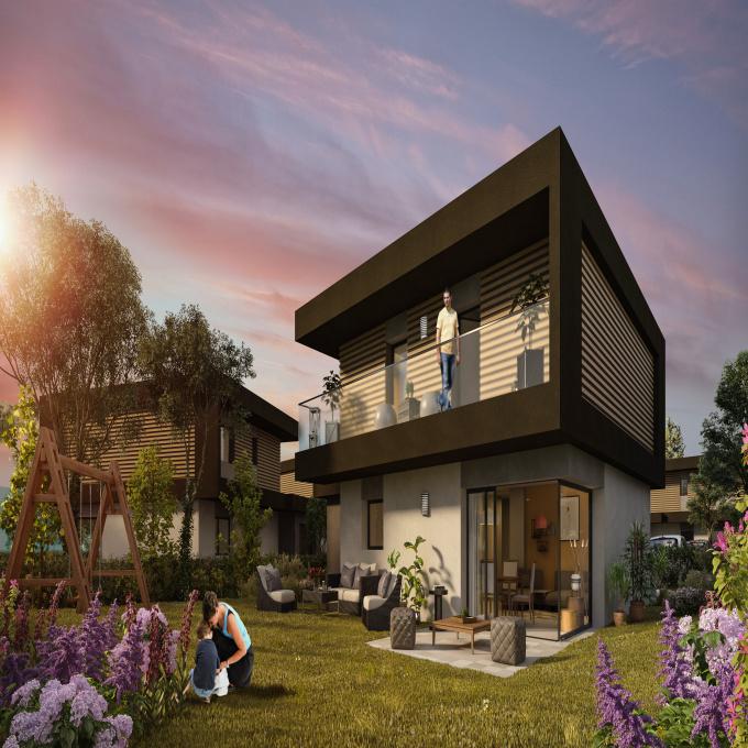 Programme neuf Maison Perrignier (74550)