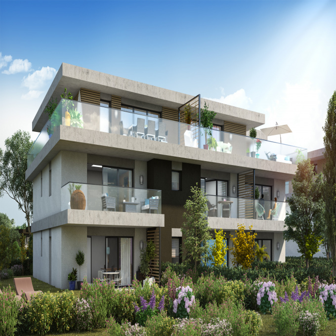Programme neuf Appartement Perrignier (74550)